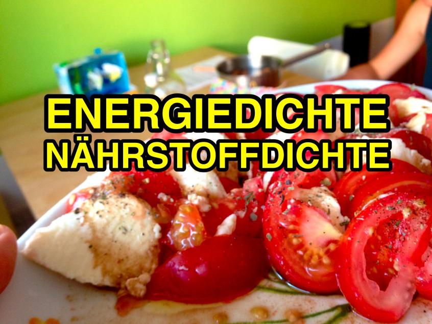 energiedichte-tabelle-lebensmittel