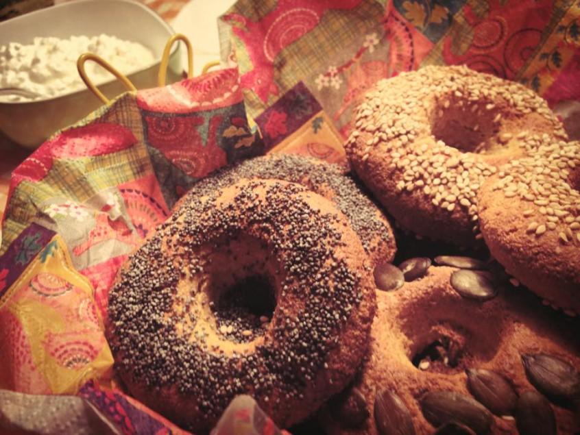 low carb bagels selber machen