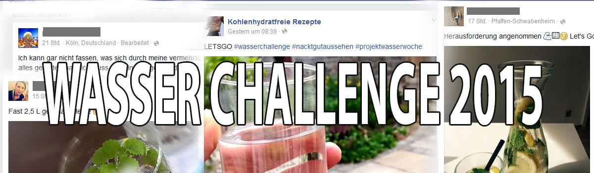 Wasser Challenge