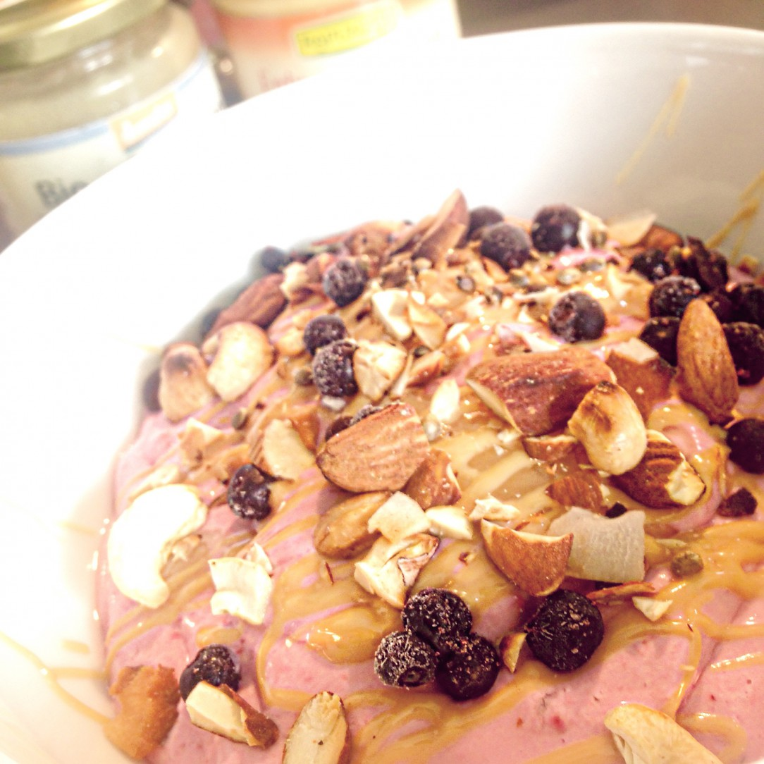 low-carb-frühstück-magerquark-abnehmen