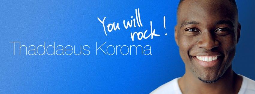 Mach es einfach! – Thaddaeus Koroma