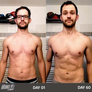 paul klik 60 days front