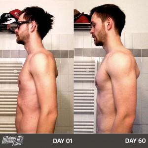 paul kliks 60 days side