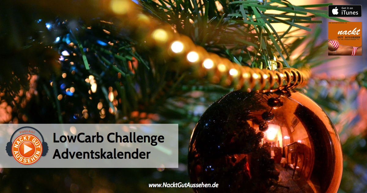 LowCarb Challenge Adventskalender