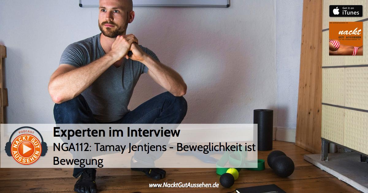 NGA112: Tamay Jentjens – Beweglichkeit ist Bewegung