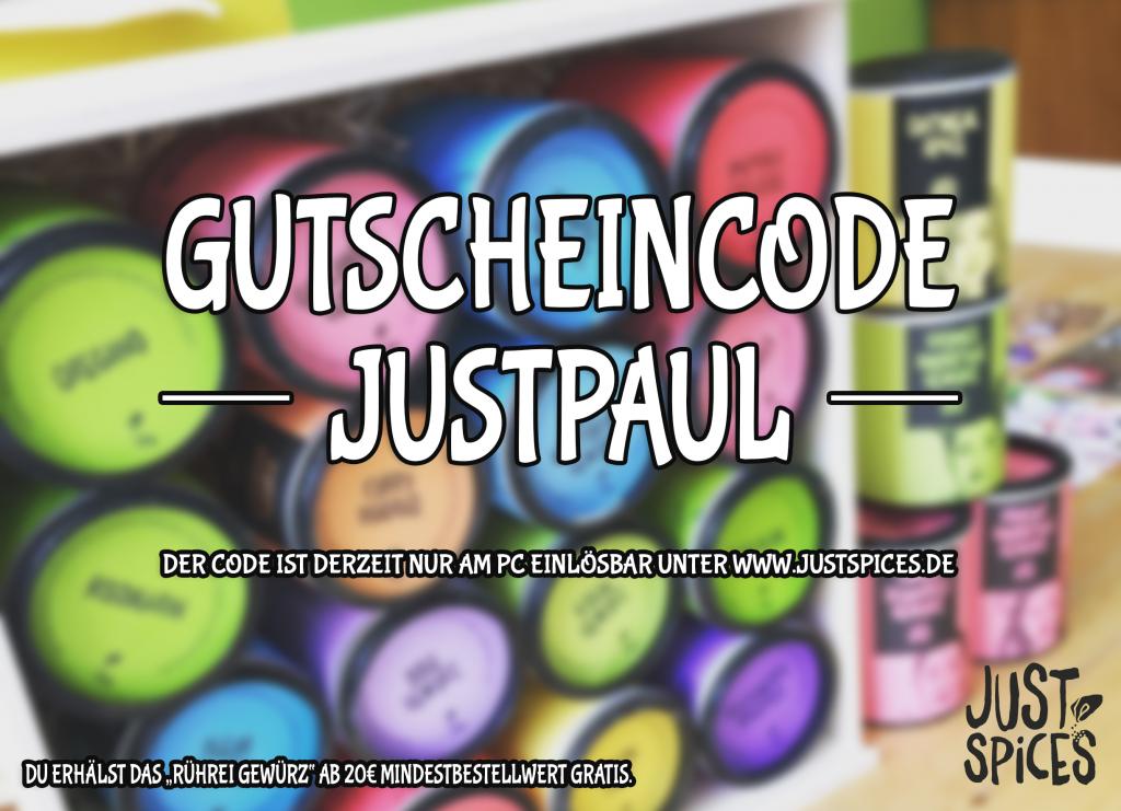 justspices_gutscheincode_justpaul
